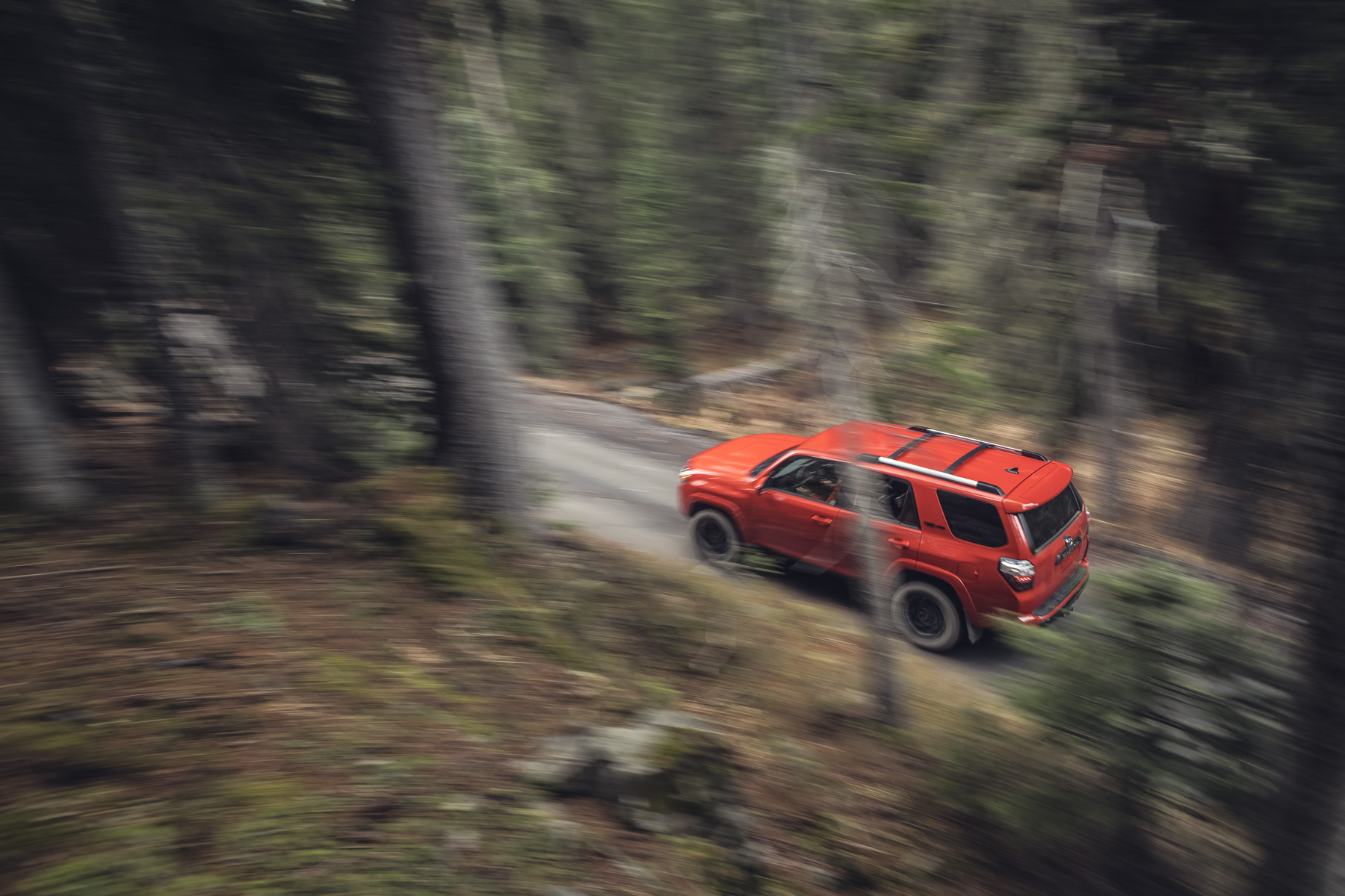 Automotive Photography - 2016 Toyota 4Runner TRD Pro