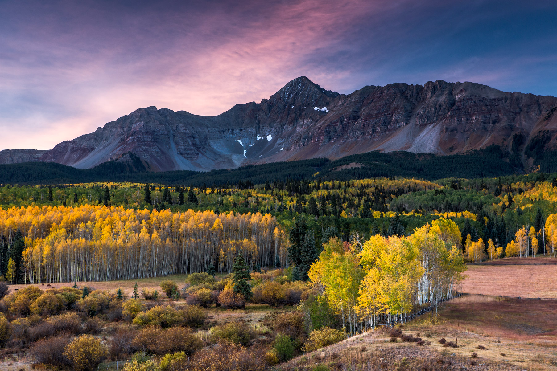wilson-peak-colorado-fall-colors